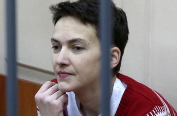 Россия может выдать Савченко Украине при одном условии