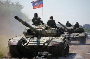 ДНР отложила отвод вооружений из-за обстрела Донецка