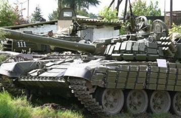 ОБСЕ обнаружила скопление танков ДНР у Мариуполя