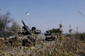 На Луганщине передовую покинула большая часть танков ВСУ