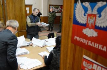 ДНР и ЛНР перенесли выборы на следующий год
