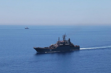 РФ начала наносить удары по Сирии с боевых кораблей