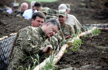 В Донецкой ВГА разворовывали деньги на строительстве оборонных сооружений