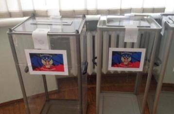 Выборы в ЛНР перенесли на 21 февраля, а в ДНР – на 20 апреля
