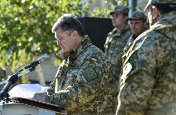 Порошенко: «Боинг» сбили с оккупированной территории из российского оружия