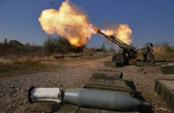 ОБСЕ: На линии разграничения с обеих сторон остается тяжелое вооружение