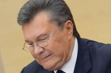 Янукович подал в ЕСПЧ иск против Украины