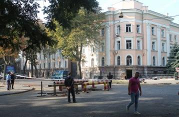 Грицак заявил о «русском следе» в теракте у здания СБУ в Одессе