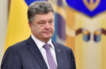 Порошенко поручил МВД расследовать срыв выборов в Мариуполе