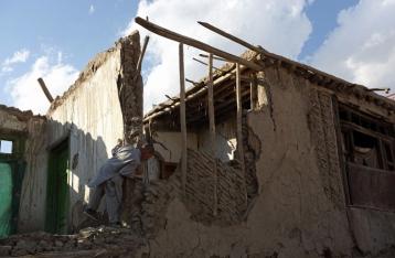 Число жертв землетрясения в Афганистане и Пакистане достигло 150 человек