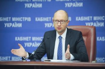 Яценюк: Украина не будет оплачивать долг России без его реструктуризации