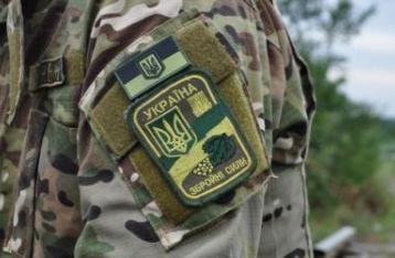 Вчера в зоне АТО погиб украинский военный