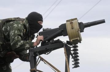 НВФ обстреляли из гранатометов позиции сил АТО в районе Зайцево