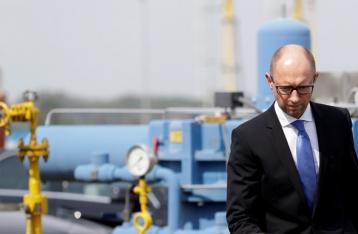Яценюк: Украине нужно еще почти пять миллиардов кубов газа