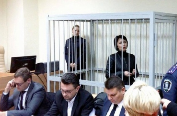 Адвокаты не смогли забрать Лукаш из СИЗО
