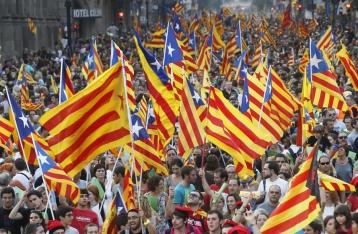 Парламент Каталонии принял резолюцию о независимости