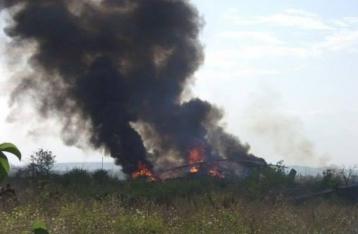 СМИ: В Словакии разбился украинский вертолет, шестеро погибших