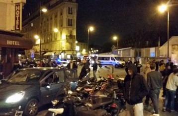 В ходе атак в Париже погибли восемь террористов