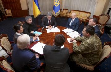 Порошенко: СБУ обезвредила две группировки террористов