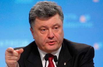 Порошенко: Исламские террористы имеют пособников в Украине