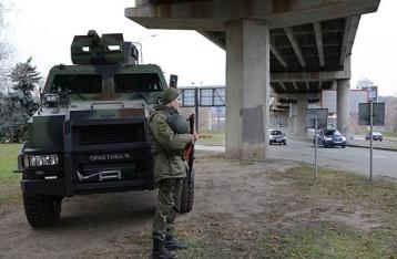 Из-за террористической угрозы в городах Украины усилены меры безопасности