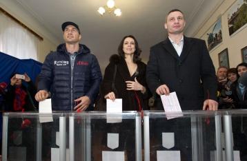 Кличко снова избран мэром Киева
