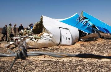 Причиной крушения российского самолета в Египте стал теракт