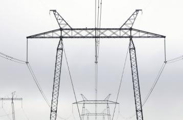 Энергоснабжение приграничных районов Херсонщины организовано по резервным схемам
