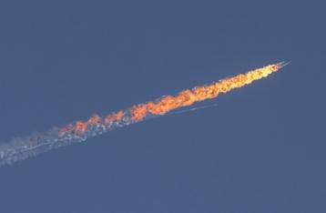 РФ заявила Турции протест из-за сбитого Су-24
