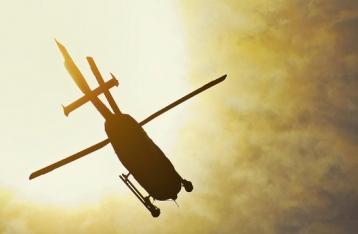 Генштаб РФ подтвердил крушение вертолета в Сирии, погиб морпех