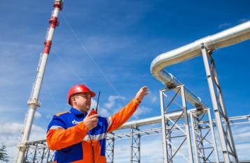 «Газпром» прикрутил вентиль Украине