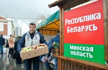 Украина обложила пошлиной белорусский импорт