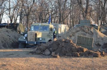 Муженко запретил ВСУ открывать ответный огонь