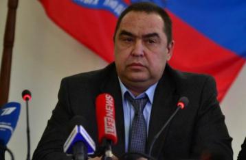 Плотницкий уже хочет согласовать выборы в ЛНР с Киевом