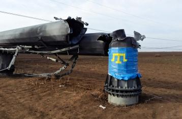 Крымские татары назвали условия возобновления энергоснабжения Крыма