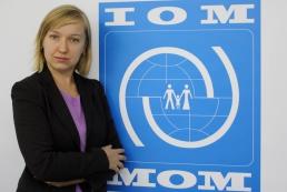 Варвара Жлуктенко: Попасть в рабство можно не только за рубежом, но и в Украине