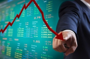 Падение ВВП Украины превысило плановый показатель в 2,4 раза