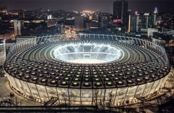 Сборная Украины по футболу проведет один матч без «12-го игрока»