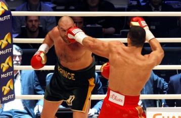 Реванш Кличко – Фьюри состоится в 2016 году