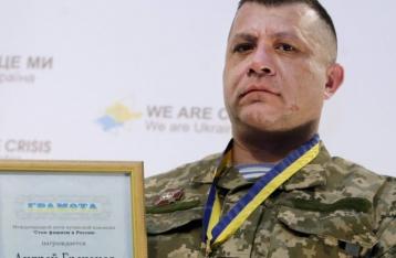 «Киборга» Рахмана обменяли на задержанного на Донбассе российского майора