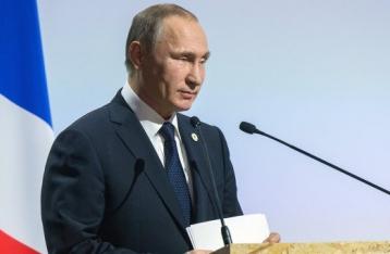 Путин: Турция сбила Су-24, чтобы обезопасить поставки нефти от ИГ
