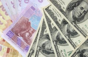 Минфин прогнозирует падение курса гривни до 24,4 за доллар