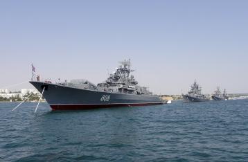 В Крыму угрожают расстреливать участников морской блокады