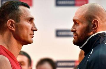 Кличко официально объявил о реванше с Фьюри