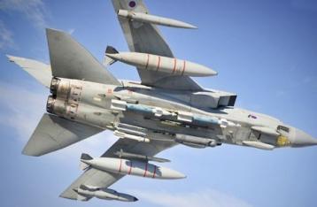 Британия нанесла первые авиаудары по ИГ в Сирии