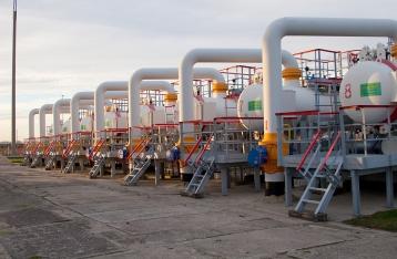 Украина резко снизила импорт газа из ЕС