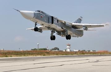 СНБО: Россия может применить на Донбассе боевую авиацию