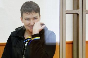 СК РФ: Приговор Савченко могут вынести до конца года