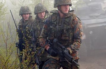 Парламент Германии поддержал отправку войск в Сирию