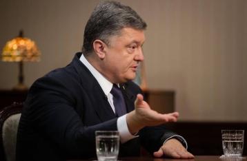 Порошенко: Россия должна заплатить, если Минский процесс будет сорван